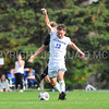 Hamilton College M Eli Morris (13)<br /> <br /> 10/7/17 3:39:14 PM Men's Soccer: Amherst College v Hamilton College, at Love Field, Hamilton College, Clinton, NY<br /> <br /> Final:  Amherst 0  Hamilton 0  2OT<br /> <br /> Photo by Josh McKee