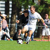 Hamilton College defender Matt Kastilahn (17)<br /> <br /> 10/7/17 3:08:24 PM Men's Soccer: Amherst College v Hamilton College, at Love Field, Hamilton College, Clinton, NY<br /> <br /> Final:  Amherst 0  Hamilton 0  2OT<br /> <br /> Photo by Josh McKee