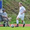 Hamilton College M Killian Clancy (18)<br /> <br /> 10/7/17 3:58:40 PM Men's Soccer: Amherst College v Hamilton College, at Love Field, Hamilton College, Clinton, NY<br /> <br /> Final:  Amherst 0  Hamilton 0  2OT<br /> <br /> Photo by Josh McKee