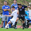 Hamilton College M Sebastien Deguines (2)<br /> <br /> 10/7/17 2:33:57 PM Men's Soccer: Amherst College v Hamilton College, at Love Field, Hamilton College, Clinton, NY<br /> <br /> Final:  Amherst 0  Hamilton 0  2OT<br /> <br /> Photo by Josh McKee
