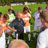 Hamilton College Head Coach Perry Nizzi<br /> <br /> 10/7/17 2:45:51 PM Men's Soccer: Amherst College v Hamilton College, at Love Field, Hamilton College, Clinton, NY<br /> <br /> Final:  Amherst 0  Hamilton 0  2OT<br /> <br /> Photo by Josh McKee