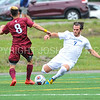 Hamilton College M Greg Milnarik (7)<br /> <br /> 9/9/17 1:38:39 PM Men's Soccer: Bates College v Hamilton College, at Withiam Field, Hamilton College, Clinton, NY<br /> <br /> Final:  Bates 2  Hamilton 1<br /> <br /> Photo by Josh McKee