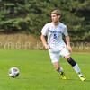 Hamilton College M Bobby Chapman (5)<br /> <br /> 10/21/17 1:40:48 PM Men's Soccer: Colby College v Hamilton College, at Love Field, Hamilton College, Clinton, NY<br /> <br /> Final:  Colby 0  Hamilton 2<br /> <br /> Photo by Josh McKee