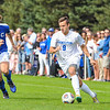 Hamilton College forward Matt Casadei (9)<br /> <br /> 10/21/17 1:44:34 PM Men's Soccer: Colby College v Hamilton College, at Love Field, Hamilton College, Clinton, NY<br /> <br /> Final:  Colby 0  Hamilton 2<br /> <br /> Photo by Josh McKee