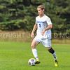 Hamilton College M Bobby Chapman (5)<br /> <br /> 10/21/17 1:40:49 PM Men's Soccer: Colby College v Hamilton College, at Love Field, Hamilton College, Clinton, NY<br /> <br /> Final:  Colby 0  Hamilton 2<br /> <br /> Photo by Josh McKee