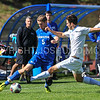 Hamilton College M Bobby Chapman (5)<br /> <br /> 10/1/17 1:34:26 PM Men's Soccer: Tufts University v Hamilton College, at Love Field, Hamilton College, Clinton, NY<br /> <br /> Final:  Tufts 1  Hamilton 0<br /> <br /> Photo by Josh McKee