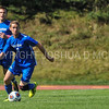 Hamilton College M Bobby Chapman (5)<br /> <br /> 10/1/17 1:37:15 PM Men's Soccer: Tufts University v Hamilton College, at Love Field, Hamilton College, Clinton, NY<br /> <br /> Final:  Tufts 1  Hamilton 0<br /> <br /> Photo by Josh McKee