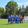 Team<br /> <br /> 10/1/17 1:29:03 PM Men's Soccer: Tufts University v Hamilton College, at Love Field, Hamilton College, Clinton, NY<br /> <br /> Final:  Tufts 1  Hamilton 0<br /> <br /> Photo by Josh McKee