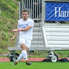 Hamilton College defender Matt Kastilahn (17)<br /> <br /> 10/11/17 4:09:19 PM Men's Soccer: Utica College v Hamilton College, at Love Field, Hamilton College, Clinton, NY<br /> <br /> Final:  Utica 0  Hamilton 1  2OT<br /> <br /> Photo by Josh McKee