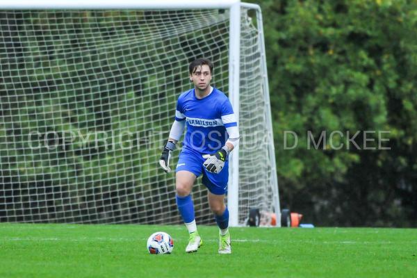 dff0ae406a76c7 Hamilton College goalkeeper Pete Calleri (1) br     br