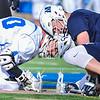 Hamilton College midfielder Eric Zurmuehle (20)<br /> <br /> 4/4/18 4:05:06 PM Men's Lacrosse: Middlebury College v Hamilton College at Steuben Field, Hamilton College, Clinton, NY<br /> <br /> Photo by Josh McKee