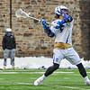 3/25/17 12:35:47 PM Hamilton College Men's Lacrosse v. Amherst College at Steuben Field, Hamilton College, Clinton, NY<br /> <br /> Hamilton College midfielder Jack Gaul (5)<br /> <br /> Amherst 17  Hamilton 9<br /> <br /> Photo by Josh McKee
