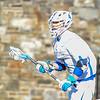 Hamilton College attacker Brendan Burke (4)<br /> <br /> 4/4/18 4:07:34 PM Men's Lacrosse: Middlebury College v Hamilton College at Steuben Field, Hamilton College, Clinton, NY<br /> <br /> Photo by Josh McKee