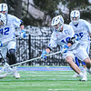 Hamilton College defender Matt Greene (10)<br /> <br /> 4/4/18 5:19:36 PM Men's Lacrosse: Middlebury College v Hamilton College at Steuben Field, Hamilton College, Clinton, NY<br /> <br /> Photo by Josh McKee