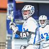 Hamilton College midfielder Eric Zurmuehle (20)<br /> <br /> 4/4/18 4:40:46 PM Men's Lacrosse: Middlebury College v Hamilton College at Steuben Field, Hamilton College, Clinton, NY<br /> <br /> Photo by Josh McKee