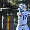 Hamilton College defender Matt Greene (10)<br /> <br /> 4/4/18 4:07:23 PM Men's Lacrosse: Middlebury College v Hamilton College at Steuben Field, Hamilton College, Clinton, NY<br /> <br /> Photo by Josh McKee