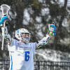 Hamilton College attacker Chris Conley (6), Celebration<br /> <br /> 4/4/18 3:36:03 PM Men's Lacrosse: Middlebury College v Hamilton College at Steuben Field, Hamilton College, Clinton, NY<br /> <br /> Photo by Josh McKee
