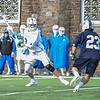 Hamilton College A/M Chad Morse (3)<br /> <br /> 4/4/18 4:17:39 PM Men's Lacrosse: Middlebury College v Hamilton College at Steuben Field, Hamilton College, Clinton, NY<br /> <br /> Photo by Josh McKee