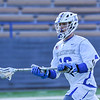 Hamilton College midfielder Michael Alderman (16)<br /> <br /> 4/4/18 3:20:46 PM Men's Lacrosse: Middlebury College v Hamilton College at Steuben Field, Hamilton College, Clinton, NY<br /> <br /> Photo by Josh McKee