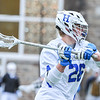 Hamilton College midfielder Christian Hansson (26)<br /> <br /> 4/4/18 5:02:25 PM Men's Lacrosse: Middlebury College v Hamilton College at Steuben Field, Hamilton College, Clinton, NY<br /> <br /> Photo by Josh McKee