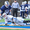 Hamilton College midfielder Eric Zurmuehle (20)<br /> <br /> 4/4/18 4:21:59 PM Men's Lacrosse: Middlebury College v Hamilton College at Steuben Field, Hamilton College, Clinton, NY<br /> <br /> Photo by Josh McKee