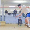 2/2/18 4:43:33 PM NESCAC Squash Championships--First Round: Connecticut College v Hamilton College at Little Squash Center, Hamilton College, Clinton, NY<br /> <br /> Photo by Josh McKee