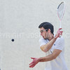 2/2/18 4:55:17 PM NESCAC Squash Championships--First Round: Connecticut College v Hamilton College at Little Squash Center, Hamilton College, Clinton, NY<br /> <br /> Photo by Josh McKee