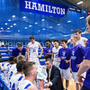 2/9/18 7:31:57 PM Men's Basketball:  #5 Middlebury College v #15 Hamilton College at Margaret Bundy Scott Field House, Hamilton College, Clinton, NY<br /> <br /> Final: #5 Middlebury 83   #15 Hamilton 102<br /> <br /> Photo by Josh McKee
