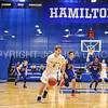 Hamilton College guard Tim Doyle (0)<br /> <br /> 11/28/17 7:11:16 PM Men's Basketball: SUNY New Paltz v Hamilton College at Margaret Bundy Scott Field House, Hamilton College, Clinton, NY<br /> <br /> Final:  SUNY New Paltz 66   Hamilton 104 <br /> <br /> Photo by Josh McKee