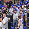 Crowd<br /> <br /> 2/17/18 4:22:24 PM Men's Basketball- NESCAC Championship Quarterfinal:  Tufts University v #15 Hamilton College at Margaret Bundy Scott Field House, Hamilton College, Clinton, NY<br /> <br /> Final: Tufts 82  #15 Hamilton 91<br /> <br /> Photo by Josh McKee