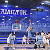 Hamilton College forward Peter Hoffmann (30)<br /> <br /> 2/17/18 3:03:58 PM Men's Basketball- NESCAC Championship Quarterfinal:  Tufts University v #15 Hamilton College at Margaret Bundy Scott Field House, Hamilton College, Clinton, NY<br /> <br /> Final: Tufts 82  #15 Hamilton 91<br /> <br /> Photo by Josh McKee