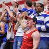 Crowd<br /> <br /> 2/17/18 3:16:14 PM Men's Basketball- NESCAC Championship Quarterfinal:  Tufts University v #15 Hamilton College at Margaret Bundy Scott Field House, Hamilton College, Clinton, NY<br /> <br /> Final: Tufts 82  #15 Hamilton 91<br /> <br /> Photo by Josh McKee