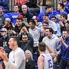 Crowd<br /> <br /> 2/17/18 4:22:25 PM Men's Basketball- NESCAC Championship Quarterfinal:  Tufts University v #15 Hamilton College at Margaret Bundy Scott Field House, Hamilton College, Clinton, NY<br /> <br /> Final: Tufts 82  #15 Hamilton 91<br /> <br /> Photo by Josh McKee