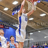 Hamilton College forward Peter Hoffmann (30)<br /> <br /> 2/17/18 3:16:09 PM Men's Basketball- NESCAC Championship Quarterfinal:  Tufts University v #15 Hamilton College at Margaret Bundy Scott Field House, Hamilton College, Clinton, NY<br /> <br /> Final: Tufts 82  #15 Hamilton 91<br /> <br /> Photo by Josh McKee