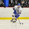 Hamilton College forward Jon Beniers (16)<br /> <br /> 2/3/18 3:03:47 PM Men's Hockey:  Bowdoin College v Hamilton College at Sage Rink, Hamilton College, Clinton, NY<br /> <br /> Final:  Bowdoin 3  Hamilton 5<br /> <br /> Photo by Josh McKee