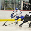 Hamilton College forward Jon Beniers (16)<br /> <br /> 2/3/18 3:03:48 PM Men's Hockey:  Bowdoin College v Hamilton College at Sage Rink, Hamilton College, Clinton, NY<br /> <br /> Final:  Bowdoin 3  Hamilton 5<br /> <br /> Photo by Josh McKee
