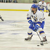 Hamilton College forward T.J. Daigler (20)<br /> <br /> 12/2/17 7:05:28 PM Men's Hockey:  Trinity College v Hamilton College at Russell Sage Rink, Hamilton College, Clinton, NY<br /> <br /> FINAL:  Trinity 1  Hamilton 0<br /> <br /> Photo by Josh McKee