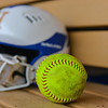 Ball, Helmet<br /> <br /> 3/30/18 3:35:11 PM Softball: #14 Williams College v. Hamilton College, at Loop Road Softball/Baseball Complex, Hamilton College, Clinton, NY<br /> <br /> Final: #14 Williams 2   Hamilton 4<br /> <br /> Photo by Josh McKee