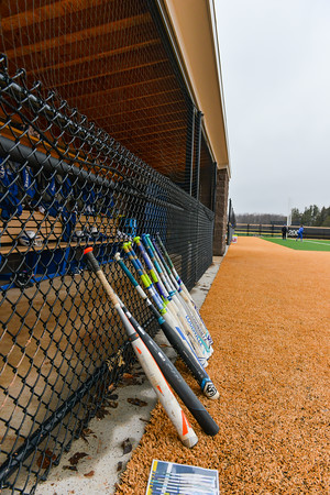 Bats<br /> <br /> 3/30/18 3:34:29 PM Softball: #14 Williams College v. Hamilton College, at Loop Road Softball/Baseball Complex, Hamilton College, Clinton, NY<br /> <br /> Final: #14 Williams 2   Hamilton 4<br /> <br /> Photo by Josh McKee