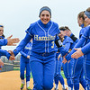Hamilton College UTL Caitlin Berreitter (3)<br /> <br /> 3/30/18 3:51:32 PM Softball: #14 Williams College v. Hamilton College, at Loop Road Softball/Baseball Complex, Hamilton College, Clinton, NY<br /> <br /> Final: #14 Williams 2   Hamilton 4<br /> <br /> Photo by Josh McKee