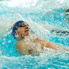 1/28/18 2:05:06 PM Swimming and Diving: RIT v Hamilton College at Bristol Pool, Hamilton College, Clinton, NY <br /> <br /> Photo by Josh McKee