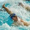 1/28/18 2:05:03 PM Swimming and Diving: RIT v Hamilton College at Bristol Pool, Hamilton College, Clinton, NY <br /> <br /> Photo by Josh McKee