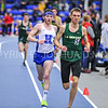 1/19/18 4:42:22 PM Hamilton College Track and Field Indoor Invitational at Margaret Bundy Scott Field House, Hamilton College, Clinton, NY <br /> <br /> Photo by Josh McKee