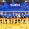 Team<br /> <br /> 9/15/17 8:03:57 PM Women's Volleyball:  Connecticut College vs Hamilton College, at Margaret Bundy Scott Field House, Hamilton College, Clinton, NY<br /> <br /> Final:  Conn 1  Hamilton 3<br /> <br /> Photo by Josh McKee