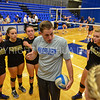 Assistant Coach Derryk Williams<br /> <br /> 9/15/17 7:39:43 PM Women's Volleyball:  Connecticut College vs Hamilton College, at Margaret Bundy Scott Field House, Hamilton College, Clinton, NY<br /> <br /> Final:  Conn 1  Hamilton 3<br /> <br /> Photo by Josh McKee
