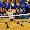 Hamilton College L/DS Christine Zizzi (9)<br /> <br /> 9/15/17 8:11:26 PM Women's Volleyball:  Connecticut College vs Hamilton College, at Margaret Bundy Scott Field House, Hamilton College, Clinton, NY<br /> <br /> Final:  Conn 1  Hamilton 3<br /> <br /> Photo by Josh McKee