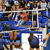 Hamilton College outside hitter Courtney Brown (6), Hamilton College middle blocker Dorothy Poucher (17)<br /> <br /> 9/15/17 8:09:37 PM Women's Volleyball:  Connecticut College vs Hamilton College, at Margaret Bundy Scott Field House, Hamilton College, Clinton, NY<br /> <br /> Final:  Conn 1  Hamilton 3<br /> <br /> Photo by Josh McKee