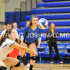 Hamilton College L/DS Christine Zizzi (9)<br /> <br /> 10/27/17 8:09:08 PM Women's Volleyball:  Middlebury College vs Hamilton College, at Margaret Bundy Scott Field House, Hamilton College, Clinton, NY<br /> <br /> Final:  Middlebury 2   Hamilton 3<br /> <br /> Photo by Josh McKee