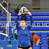 Hamilton College setter Kyndal Burdin (13)<br /> <br /> 10/27/17 7:58:45 PM Women's Volleyball:  Middlebury College vs Hamilton College, at Margaret Bundy Scott Field House, Hamilton College, Clinton, NY<br /> <br /> Final:  Middlebury 2   Hamilton 3<br /> <br /> Photo by Josh McKee