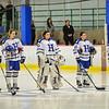 Team<br /> <br /> 2/24/18 1:00:37 PM Women's Hockey: NESCAC Championship Quarterfinal-- Bowdoin College v Hamilton College at Russell Sage Rink, Hamilton College, Clinton, NY<br /> <br /> Final:  Bowdoin 3   Hamilton 1<br /> <br /> Photo by Josh McKee